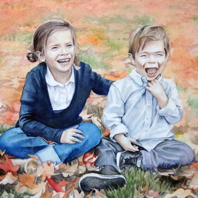 children_in_autumn