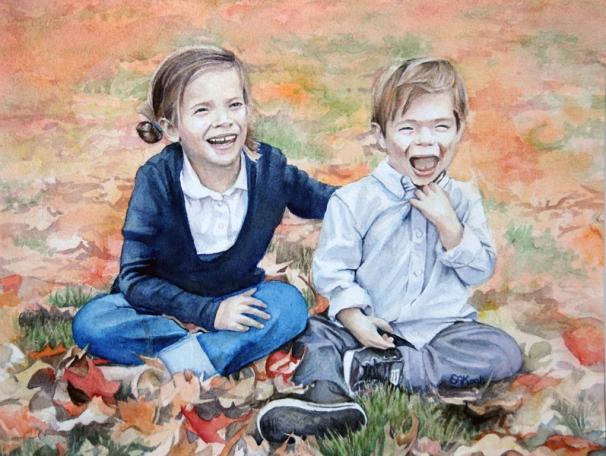 children_in_autumn