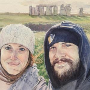 couple_at_stonehenge