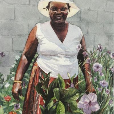 Watercolor, 8x10. 2011.