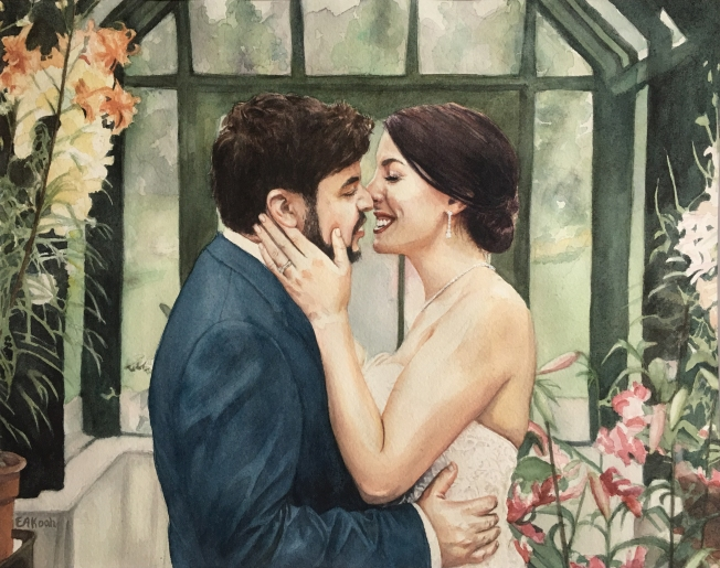 Ali Sardonini Wedding